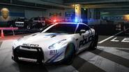HPRM Nissan GT-R SpecV 2009 SCPD