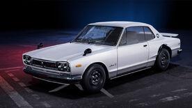 NFSHE App Nissan Skyline2000GTR