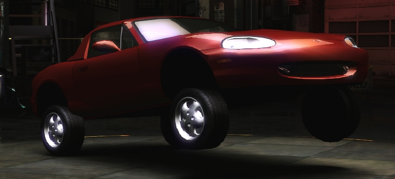 Need for Speed: Underground 2/Car Specialties Shop/Hydraulics