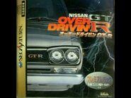 Sega Saturn - Overdrive GT-R - Opening