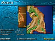 Küste, Etappe 2