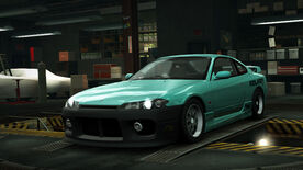 NFSW Nissan Silvia S15 Lustra