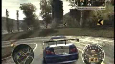 Need for Speed Most Wanted - Busted!