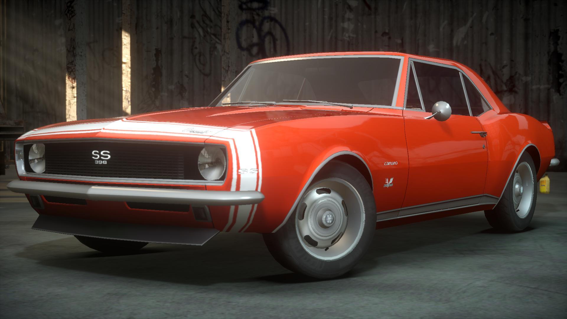 Chevrolet Camaro SS 396 (1967)