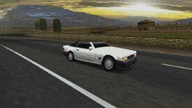 NFSII MercedesSL500