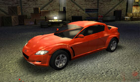 NFSCOTC MazdaRX8