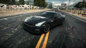 NFSE Nissan GTR Black Edition