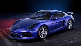 NFSHE App Porsche CaymanGT4