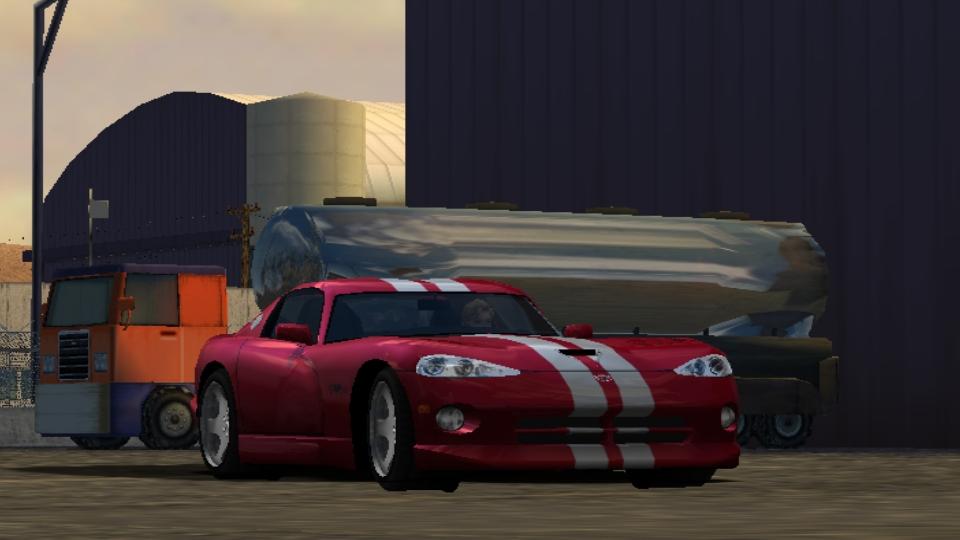 Dodge Viper GTS (SR II)
