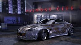 NFSC Nissan 350Z Bonus
