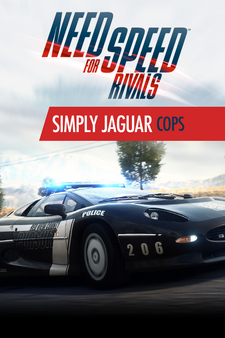 Need for Speed: Rivals/Simply Jaguar Cops