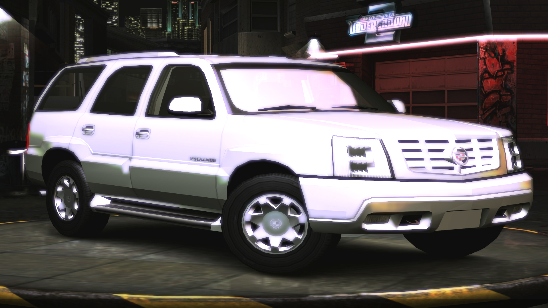 Cadillac Escalade (GMT800)