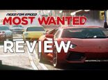 Need for Speed Most Wanted REVIEW! 2012