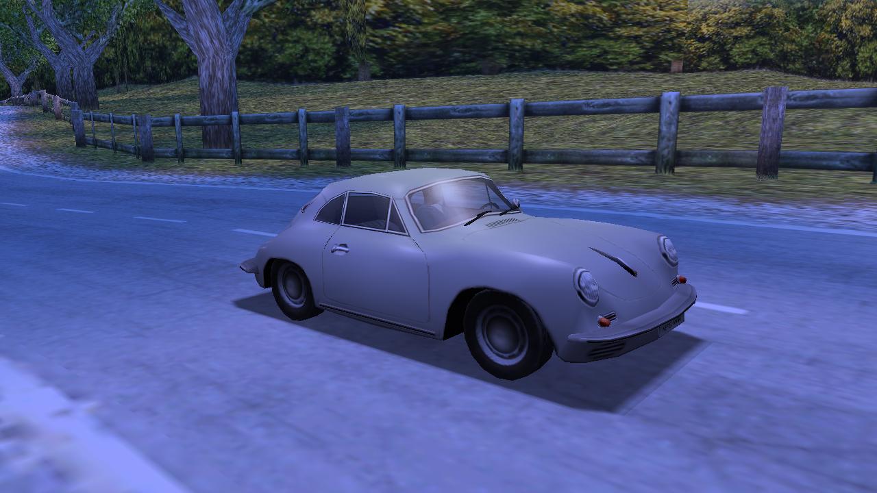 Porsche 356 B 1600