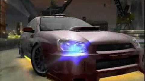 Need for Speed Underground 2 - Trailer 4