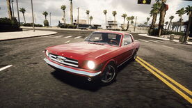 NFSE Ford Mustang Coupe 1965
