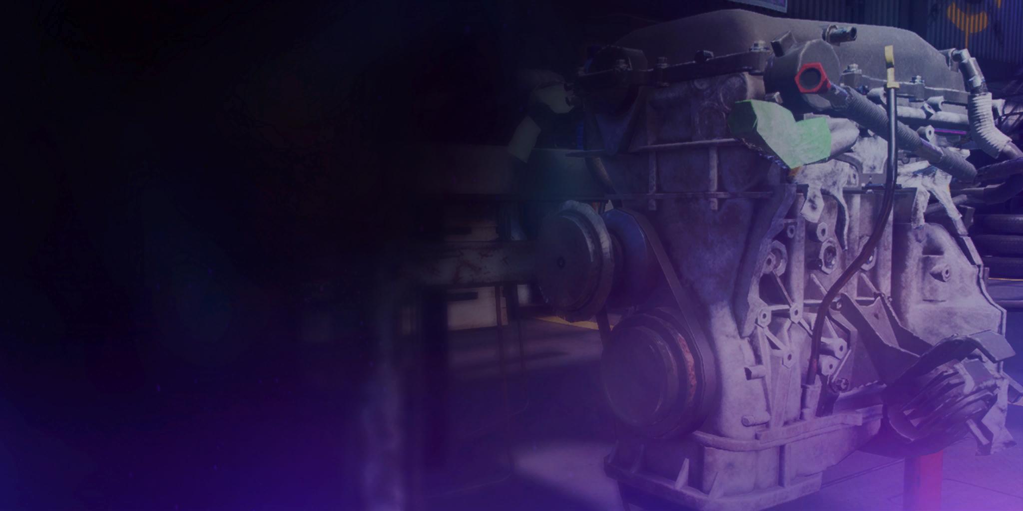 Need for Speed: Heat/Engine Swap
