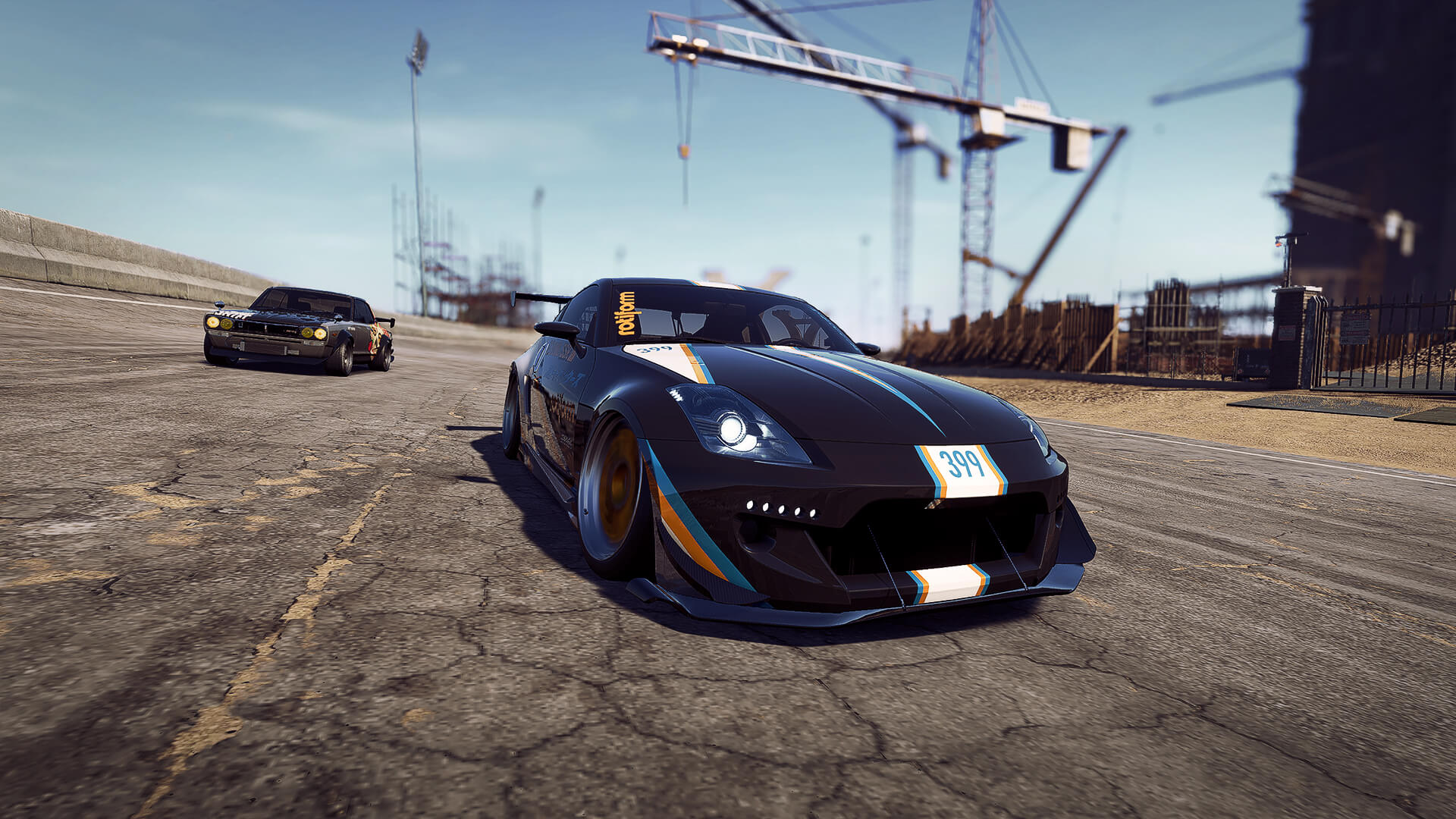 Need for Speed: Payback/June Update
