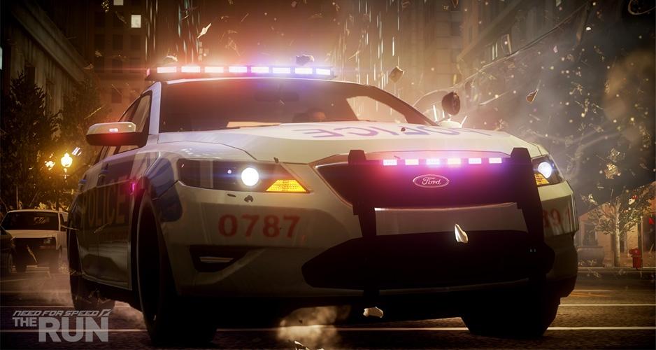 Ford Police Interceptor Sedan (Concept)