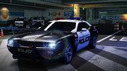 HPRM Dodge Challenger SRT8 2008 SCPD