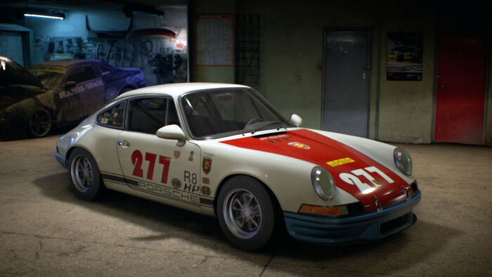 Porsche 911 Carrera RSR 2.8 Magnusa