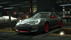 NFSW Porsche 911 GT3 RS Grey