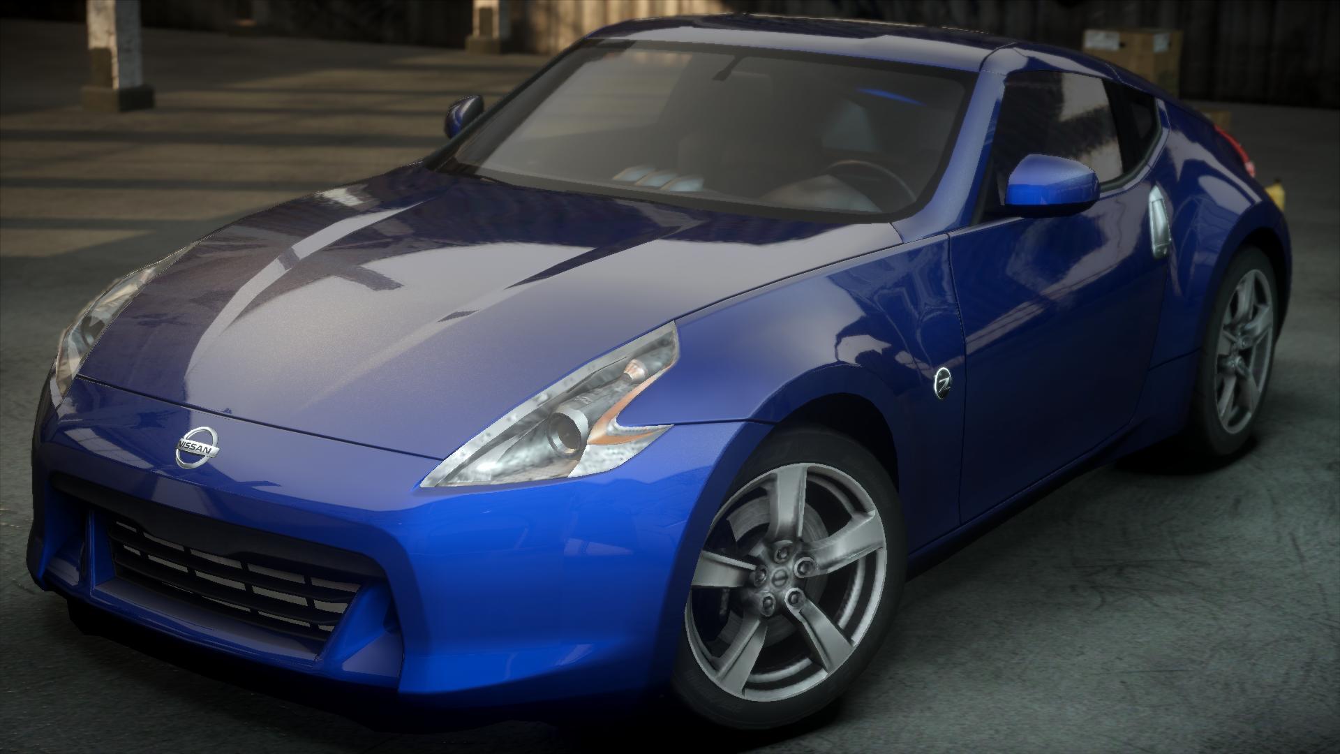 Nissan 370Z (2009)