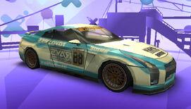 NFSPS PSP NissanGTRProto RaceVersion