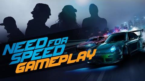 Need for Speed 2015 The Know E3