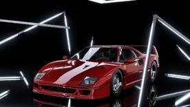 NFSHE FerrariF40 Stock