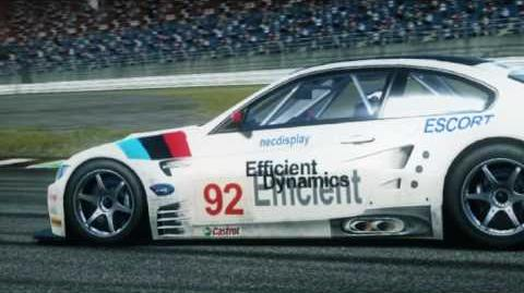 Need for Speed SHIFT GT2 Reveal