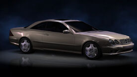 NFSHP2 PS2 Mercedes CL55 AMG