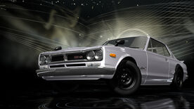 NFSS Nissan Skyline 2000 GT-R