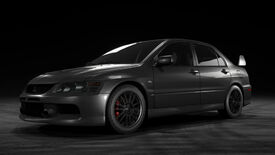 NFSPB MitsubishiLancerEvolutionIX Garage