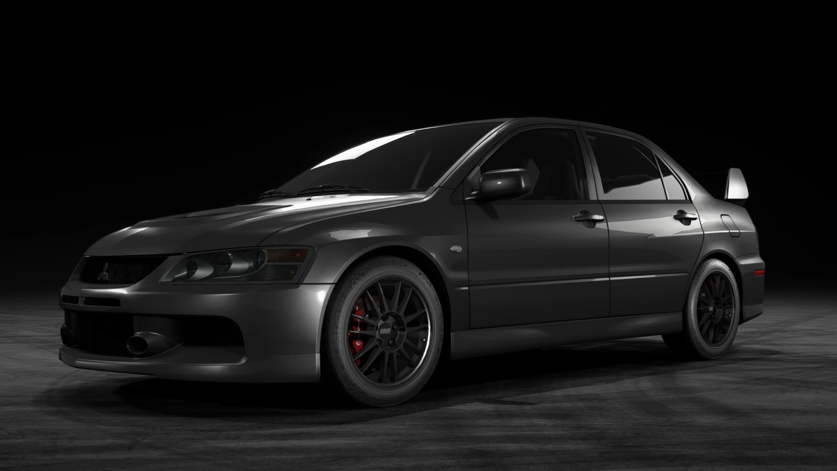 Mitsubishi Lancer Evolution IX MR-edition