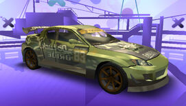 NFSPS PSP MazdaRX8 RaceVersion