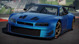 Nissan Skyline GT-R R34 Shift 2 Unleashed