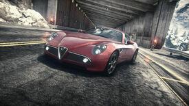 NFSE Alfa Romeo 8C Competizione