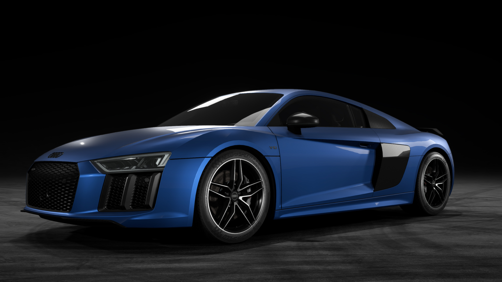 Audi R8 V10 Plus (Gen. 2)