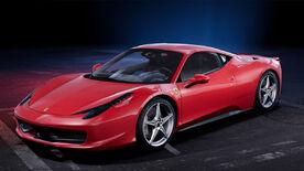 NFSHE App Ferrari 458Italia