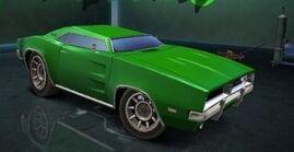 NITRO Dodge Charger RT 1969