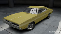SHIFT2 Dodge Charger RT 1969