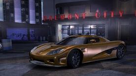 NFSC Koenigsegg CCX CustomOrange