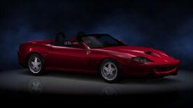 NFSHP2 PS2 Ferrari 550 Barchetta Pininfarina