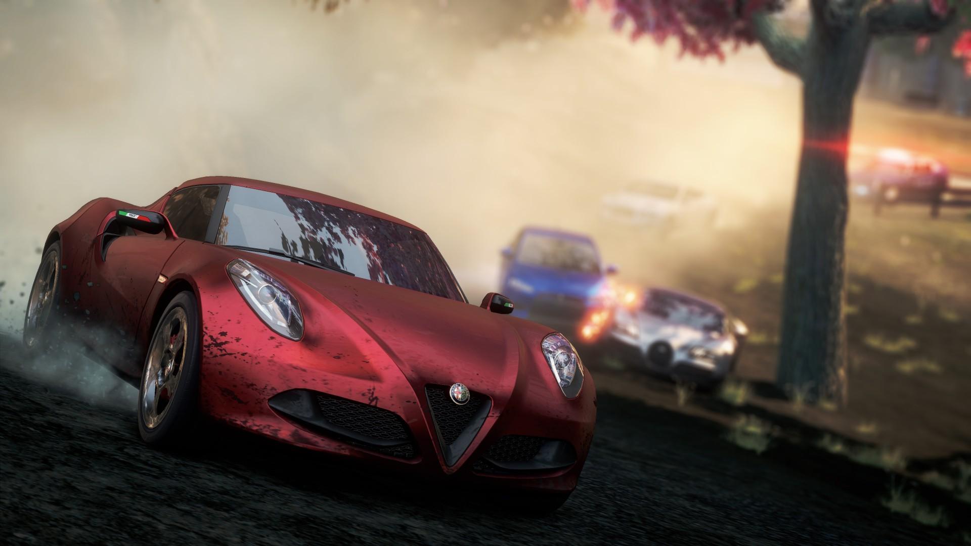 Alfa Romeo 4C (Concept)