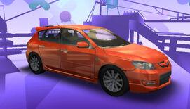 NFSPS PSP MazdaMazdaspeed3
