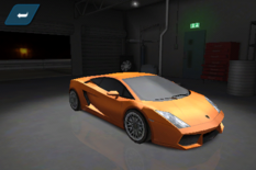 Lamborghini Gallardo LP560-4 Shift 2 Unleashed Mobile