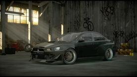 NFSTR Mitsubishi LancerEvolutionX Busuto