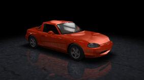NFSUR PSP MazdaMiataMX5