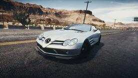 NFSE Mercedes SLR 722 S